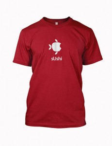 Apple T-Shirt (front)