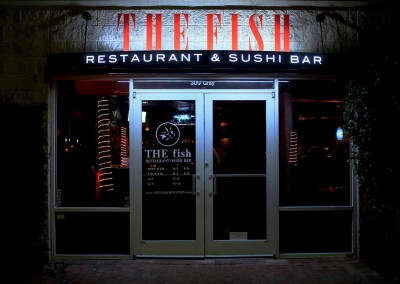 Welcome to The Fish