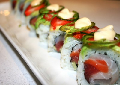 The Fish Roll